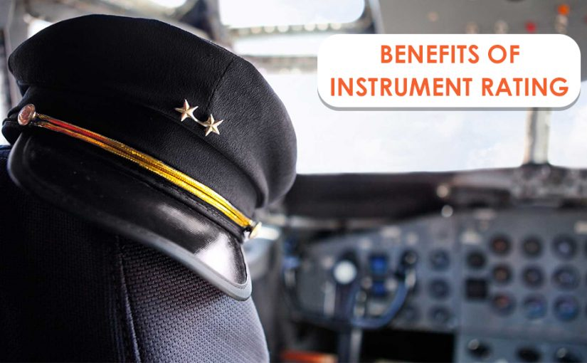 Benefits of Instrument Rating for the Pilot