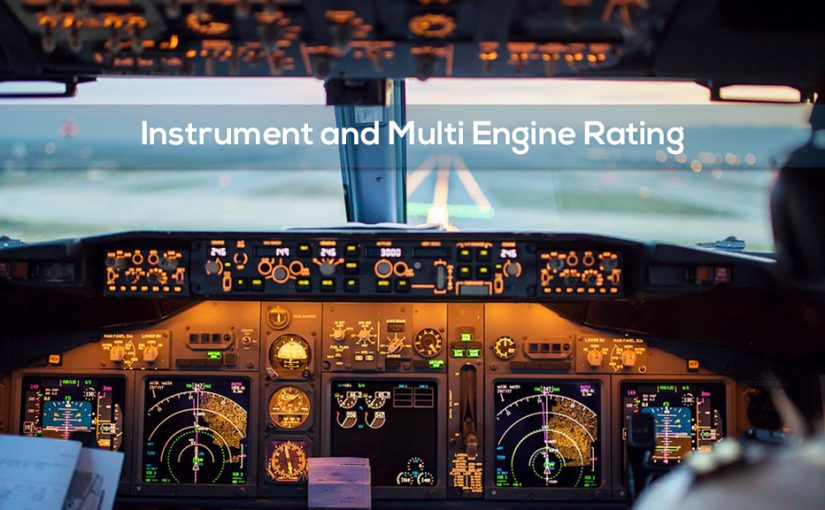 What is the difference between Instrument and Multi Engine rating?
