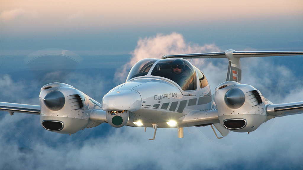 Aamroaviation diamond aircraft